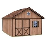 Best-Barns-Brandon-12-X-12-Wood-Shed-Kit-0