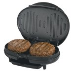 Black-Cast-Aluminum-Compact-Electric-Grill-0-0