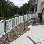 Captiva-4-ft-H-x-8-ft-W-White-Vinyl-Pool-Fence-Panel-0-0
