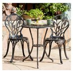 Classic-Tulip-Cast-Aluminum-Outdoor-Patio-3-Piece-Bistro-Set-in-Copper-Tone-Finish-2-Chairs-and-1-Table-0