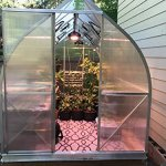 Climapod-7×12-6-MM-Twin-wall-Polycarbonate-Greenhouse-Spirit-Complete-kit-0-0