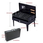 Deerbird-Charcoal-Grill-Barbecue-Tool-Set-Portable-Compact-Design-BBQ-Grill-for-Outdoor-Campers-Travel-Park-Beach-Party-Small-0-2