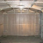 Duramax-55161-Metal-Garage-Shed-with-Side-Door-12-by-26-Inch-0-1