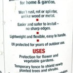 Easy-Gardener-Garden-Fence-For-Trellis-and-Small-Animal-Fencing-Protection-Durable-Green-Plastic-Fencing-2-feet-x-25-feet-0-1
