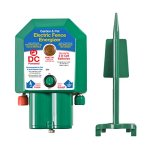 Fi-Shock-Electric-Fence-Garden-Pet-Energizer-5-Acre-Coverage-EDC5A-FS-Light-duty-energizer-perfect-for-garden-protection-and-area-wo-electricity-Powered-by-two-D-cell-batteries-not-included-0-0