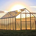 Grandio-Ascent-8×16-Greenhouse-Kit-6mm-Twin-Wall-Polycarbonate-0