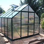Grandio-Ascent-8×8-Greenhouse-Kit-6mm-Twin-Wall-Polycarbonate-0-0