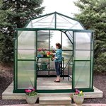 Grandio-Elite-8×12-Greenhouse-Kit-10mm-Twin-Wall-Polycarbonate-0