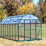 Grandio-Elite-8×16-Greenhouse-Kit-10mm-Twin-Wall-Polycarbonate-0-0