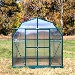 Grandio-Elite-8×16-Greenhouse-Kit-10mm-Twin-Wall-Polycarbonate-0-1
