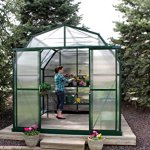 Grandio-Elite-8×8-Greenhouse-Kit-10mm-Twin-Wall-Polycarbonate-0-2