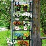 Green-Garden-5-Tier-Mini-Hot-House-W-Shelves-Greenhouse-GH005-0-0