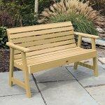 Highwood-AD-BENW4-SND-Weatherly-Garden-Bench-4-Feet-Sandstone-0-0
