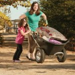 Lifetime-65034-Two-Wheel-Wheelbarrow-65-Cubic-Feet-Capacity-0-2