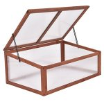 MD-Group-Greenhouse-Garden-Portable-Wooden-Planter-Plants-Growth-Polycarbonate-Box-0