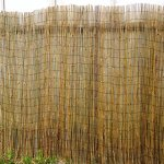 Master-Garden-Products-Woven-Bamboo-Rolled-Fence-8L-x-6H-0