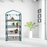 MyEasyShopping-Outdoor-Portable-Mini-4-Shelves-Greenhouse-Greenhouse-Plant-Shelves-3-Growing-Rack-Stand-Start-New-Adjustable-0