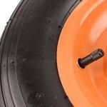 NK-Pneumatic-Wheelbarrow-Air-Tire-with-Ribbed-Tread-6-Inch-Centered-Hub-58-Inch-Bearings-155-Inch-Tire-Diameter-480400-8-0-2
