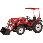 NorTrac-35XT-35-HP-4WD-Tractor-with-Front-End-Loader-With-Turf-Tires-0