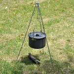 OOOQDUA-Portable-barbecue-frame-for-outdoor-three-foot-grill-0-1
