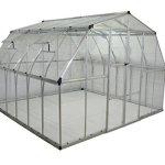 Palram-Four-Season-Americana-Hobby-Greenhouse-12-x-12-x-9-Silver-0