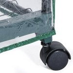 PierSurplus-23-ft-W-x-525-ft-H-4-Tier-Greenhouse-with-Transparent-PVC-Cover-and-Caster-Wheels-Product-SKU-GH070416-0-1