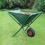 Poly-Wheelbarrow-With-A-Strong-Powder-Coated-Metal-Frame-And-Easily-Folds-Away-From-Storage-0