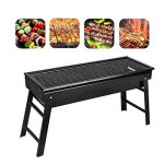 Portable-BBQ-Barbecue-Foldable-Camping-Picnic-Outdoor-Garden-Charcoal-BBQ-Grill-Party-0