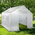 Quictent-2-Doors-12-Stakes-10-X-9-X-8-Portable-Greenhouse-Large-Walk-in-Green-Garden-Hot-House-0-0