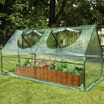 Quictent-Waterproof-UV-protected-Reinforced-Mini-Cloche-Greenhouse-71-WX-36-D-X-36-H-Portable-Green-Hot-House-0