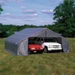 ShelterLogic-78941-Green-22x32x10-Peak-Style-Shelter-0