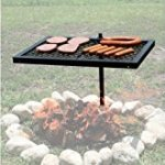 Texsport-Heavy-Duty-Barbecue-Swivel-Grill-for-Outdoor-BBQ-over-Open-Fire-Pack-of-3-0-1