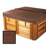 The-Cover-Guy-Extreme-6-Replacement-Hot-Tub-Spa-Cover-Downeast-Spa-Master-spa-models-94x94x6-Radius-Corners-Brown-or-Grey-0