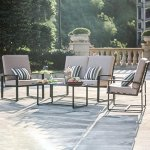 Transer-11-Piece-Outdoor-Patio-Furniture-Bistro-Table-Set-Lounge-Barrel-Chairs-with-Wrought-Iron-Bistro-Set-Tempered-Glass-Table-and-Cushions-Made-in-USA-0-0