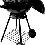 Unique-Imports-1-Portable-18-Charcoal-Grill-Outdoor-Original-BBQ-Grill-Backyard-Cooking-Stainless-Steel-18-Diameter-Cooking-Space-Cook-Steaks-Burgers-Backyard-Pitmaster-Tailgate-0-0