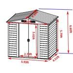 Walcut-Storage-Shed-Large-Backyard-arge-Backyard-Outdoor-Garden-Garage-Tool-Kit–0-0