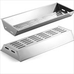 YI-HOME-Floor-Type-Barbecue-Grill-Folding-BBQ-Stainless-Steel-Outdoor-Charcoal-Garden-Home-Travel-Silver-73Cm71Cm-0-1
