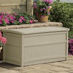 oldzon-50-Gallon-Stay-Dry-Resin-Outdoor-Deck-Storage-Box-with-Seat-Light-Taupe-With-Ebook-0-0