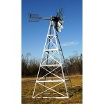 20-ft-Customized-Powder-Coated-Steel-Underwater-Aeration-Windmills-0