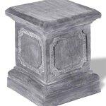 Amedeo-Design-ResinStone-Paneled-Pedestal-0-0