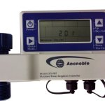 Ancnoble-GG-005C-1-Irrigation-Controller-with-Moisture-Sensor-and-Solar-Powered-95-by-3-by-7-Inch-White-and-Blue-0-1