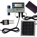 Ancnoble-GG-005C-1-Irrigation-Controller-with-Moisture-Sensor-and-Solar-Powered-95-by-3-by-7-Inch-White-and-Blue-0