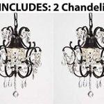 Chandelier-Wrought-Iron-Crystal-Chandelier-Island-Pendant-Lighting-H14-W11-0-0