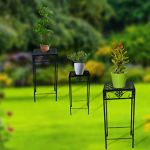 Creative-Motion-14263-7-Garden-Decor-11-x-11-x-27-Multicolor-0-2