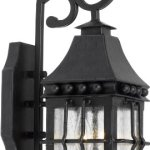 Elk-8449-E-19-by-6-Inch-Taos-Outdoor-Wall-Lantern-with-Seeded-Glass-Espresso-Finish-0