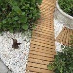 Garden-Pathway-8Ft-Walkway-Wooden-Portable-Lawn-Landscaping-Outdoor-Path-0-2
