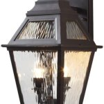 Hampton-Bay-Outdoor-Lantern-2-Light-Oil-Rubbed-Bronze-LED-Decorative-Water-Glass-0