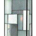 Hinkley-2154KZ-Art-Glass-Two-Light-Wall-Mount-from-Mondrian-collection-in-BronzeDarkfinish-0