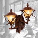 Kalco-9162PD-Ponderosa-Cast-Aluminum-Outdoor-Wall-Sconce-Lighting-200-Total-Watts-Ponderosa-0-1