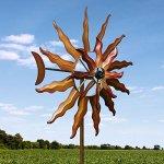 Kinetic-Windmill-Dual-Spinners-Sun-Sculpture-0